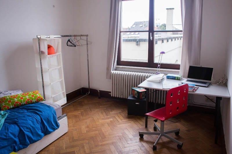 Single room Van Orley